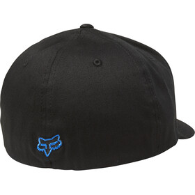 Fox Flex 45 Casquette Flexfit Homme, black/blue